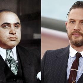 Al Capone Tom Hardy
