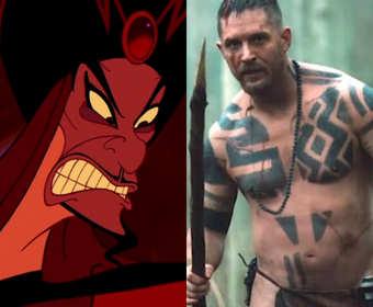 """Tom Hardy wystąpi jako Jafar w aktorskim """"Aladynie""""?"""