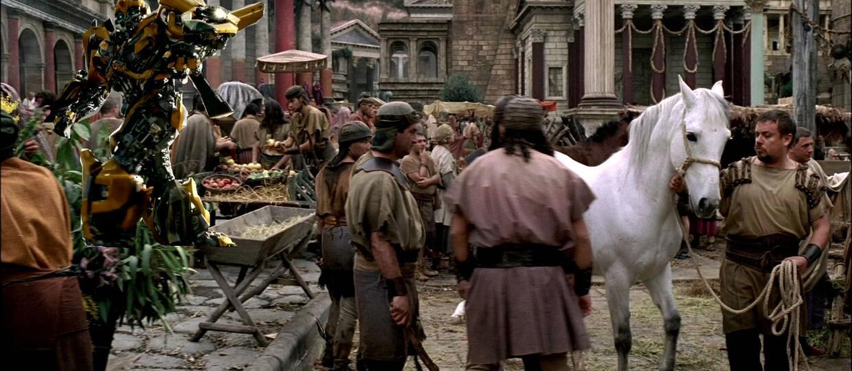 """""""Transformersi"""" trafią do starożytnego Rzymu?"""