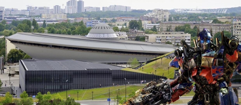 Transformery zrównają Katowice z ziemią?