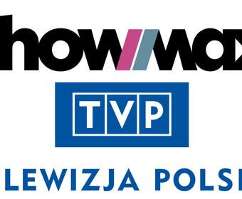 logo Shwomax i TVP