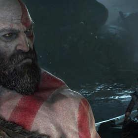God of War Kratos i Atreus