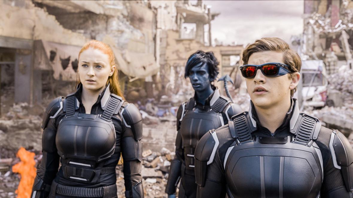 """Ujawniono, jak będzie wyglądał kostium Nightcrawlera w filmie """"Dark Phoenix"""""""