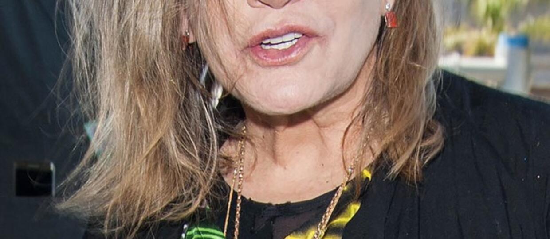 Ujawniono przyczynę śmierci Carrie Fisher
