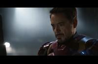 Tony Stark z córką