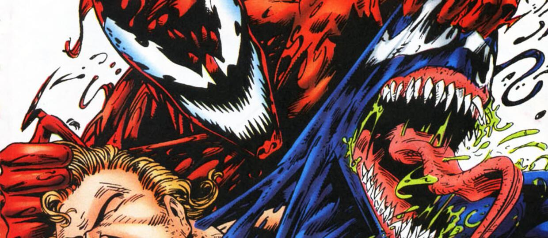Venom zmierzy się na ekranie z Carnagem