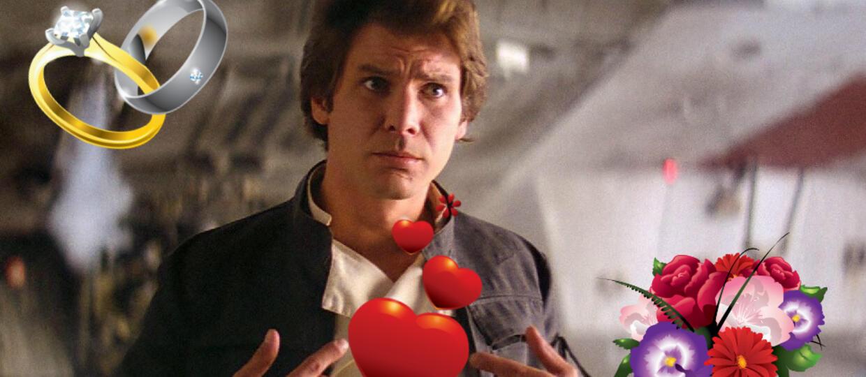 W kim zakocha się młody Han Solo?