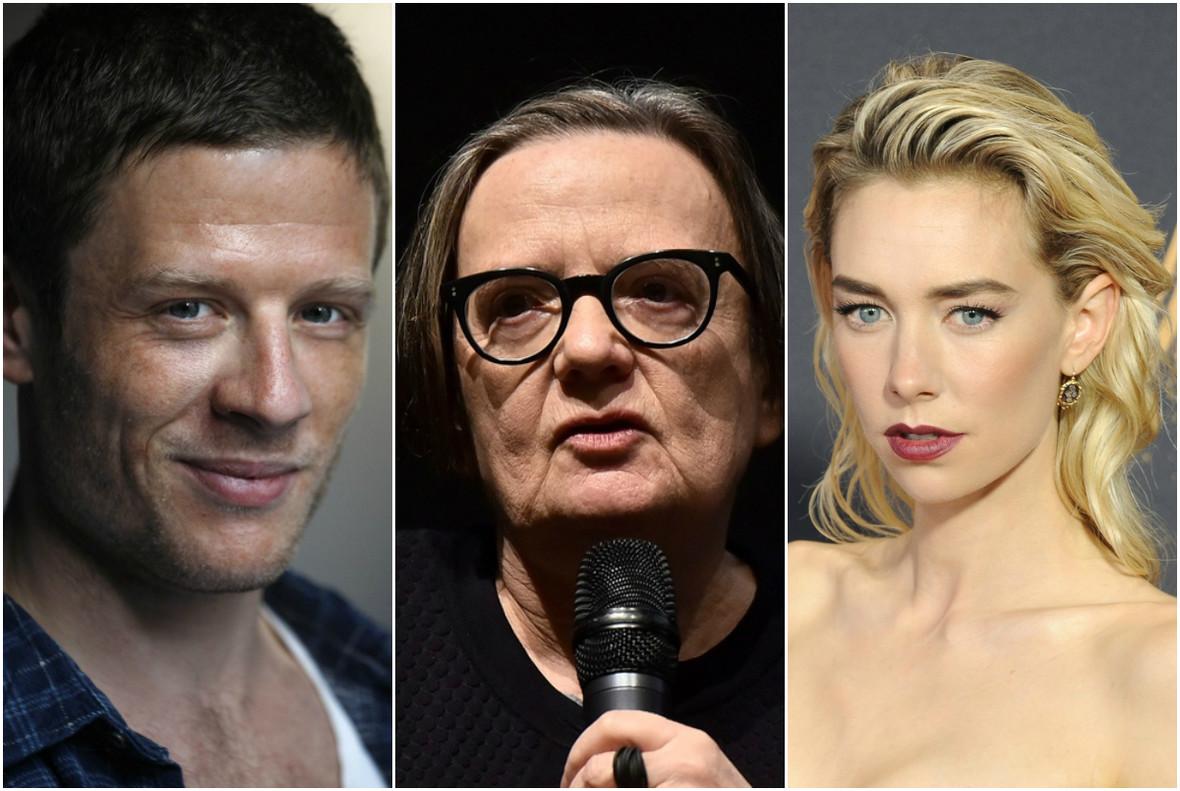 """W najnowszym filmie Agnieszki Holland wystąpią aktorzy z """"The Crown"""" oraz """"Wojny i pokoju"""""""