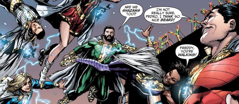 komiks Shazam