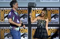 Taika Waititi i Natalie Portman