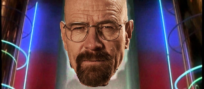 "Walter White będzie Zordonem w ""Power Rangers"""