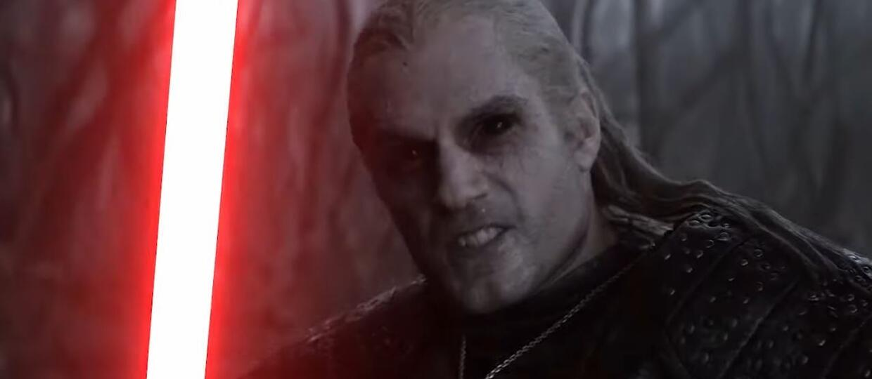 the Witcher... but with Lightsabers!