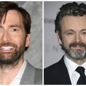 David Tennant, Michael Sheen, Dobry Omen