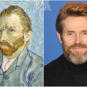 Willem Dafoe Van Gogh