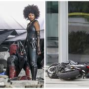 Deadpool 2, Zazie Beetz, śmierć kaskaderki