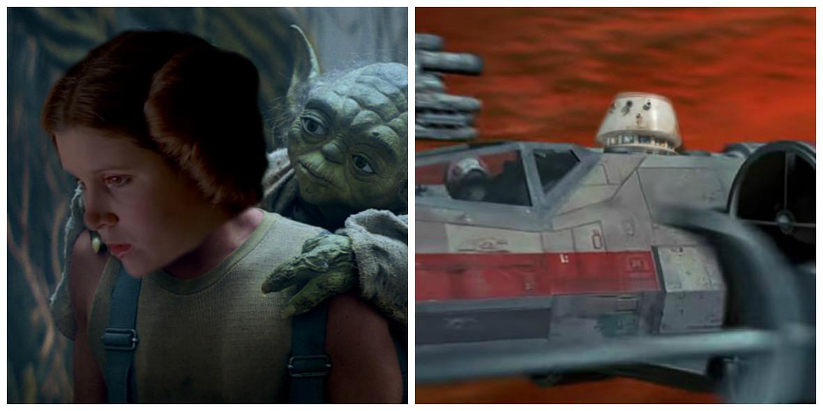 Yoda chciał trenować Leię, a prawdziwym bohaterem Rebelii był R5-D4. Wątki z oryginalnej trylogii Star Wars w nowym świetle