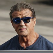 Sylvester Stallone na planie Rambo 5