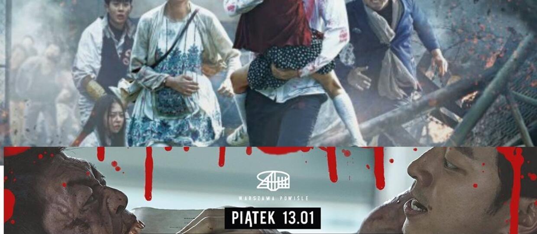 """Zamień się w żywego trupa przed polskim pokazem """"Zombie Express"""""""
