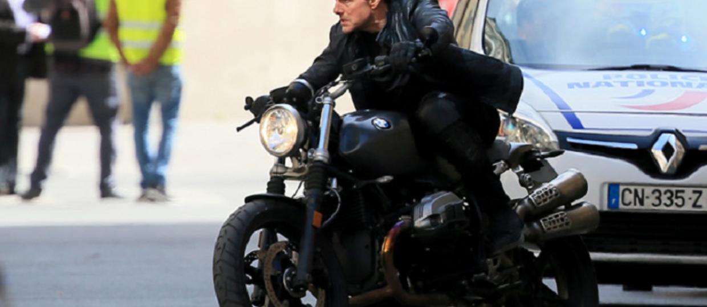 """Zdjęcia i filmy z planu """"Mission: Impossible 6"""""""