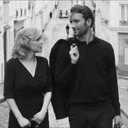 Joanna Kulig i Tomasz Kot (Zimna wojna)