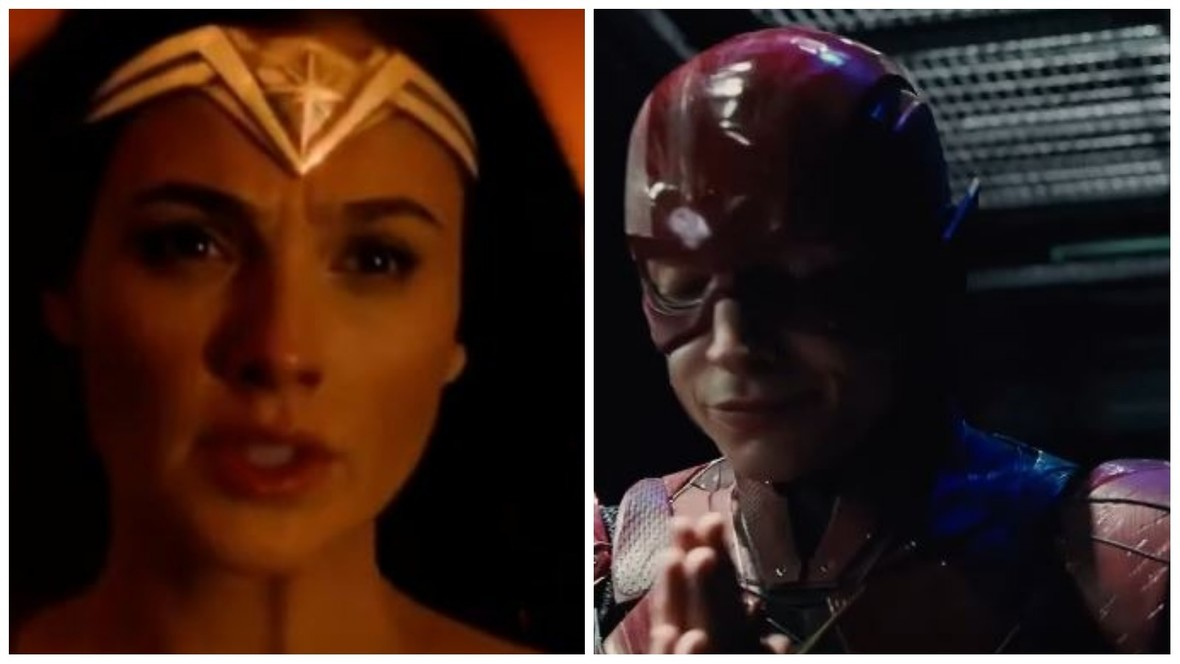 "Zła Wonder Woman w filmie ""Flashpoint""?"