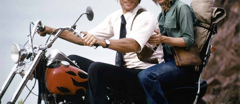 Sondra Locke i Clint Eastwood