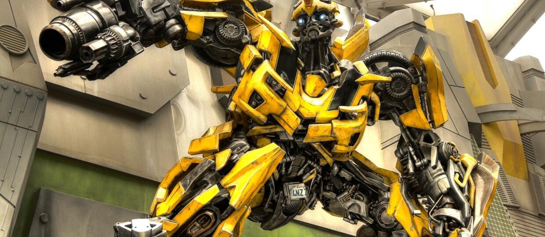 """Znamy daty kolejnych części filmów z serii """"Transformers"""""""