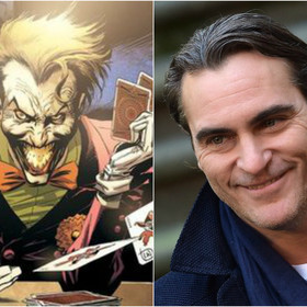 Znamy tytuł i datę premiery filmu o Jokerze z Joaquinem Phoenixem
