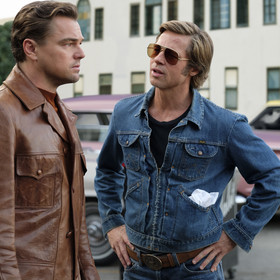 "Zobacz fragment ""Once Upon a Time in Hollywood"" Quentina Tarantino"