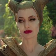 Angelina Jolie Czarownica