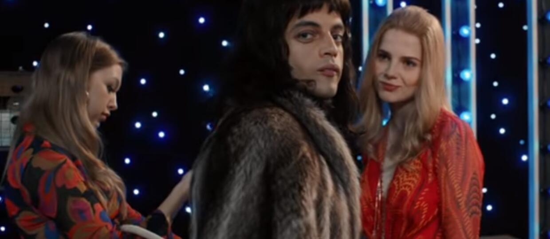 """Zwiastun """"Bohemian Rhapsody"""" skrytykowany za brak wzmianek o homoseksualizmie Freddiego Mercury'ego"""