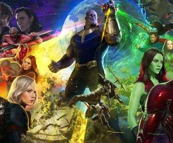 Avengers: Infiniry War