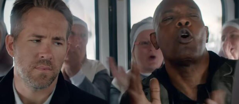 Bodyguard Zawodowiec, Ryan Reynolds, Samuel L. Jackson