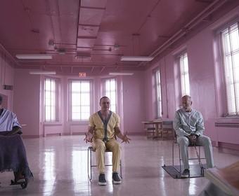 Samuel L. Jackson, James McAvoy, Bruce Willis (Glass)