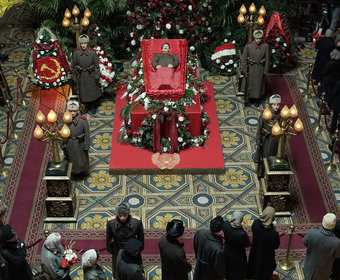 """Śmierć Stalina"", reż. Armando Innaucci [RECENZJA]"