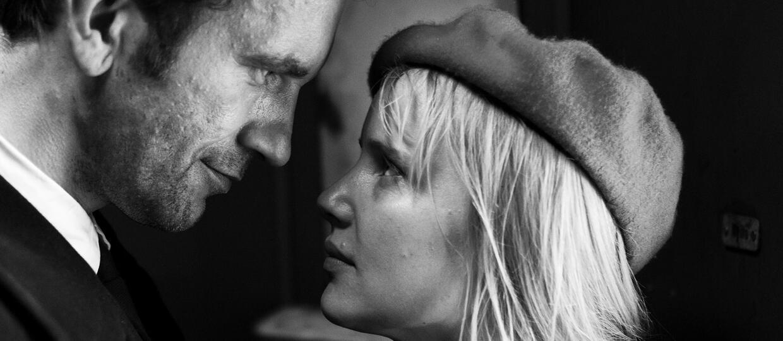 Joanna Kulig i Tomasz Kot w filmie Zimna wojna