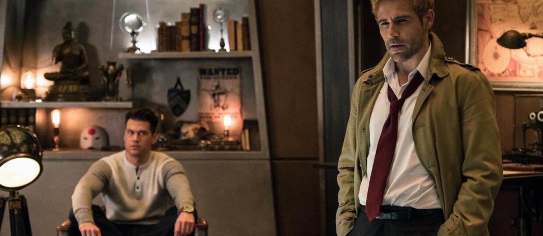 Constantine w serialu Legends of Tomorrow