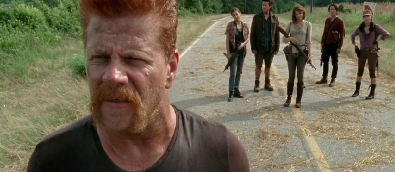 """Abraham z """"The Walking Dead"""" przeżył spotkanie z Neganem?"""