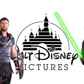 """Aktorskie seriale w świecie """"Star Wars"""" i uniwersum Marvela na platformie Disneya"""