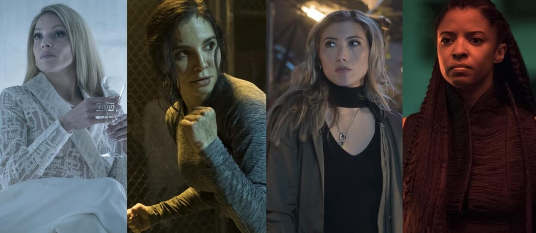"""Netflix przedstawia bohaterki """"Altered Carbon"""". Kim są serialowe kobiety Takeshiego Kovacsa?"""