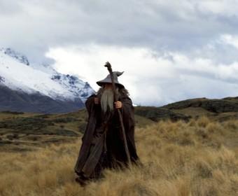 kadr z filmu Władca Pierścieni