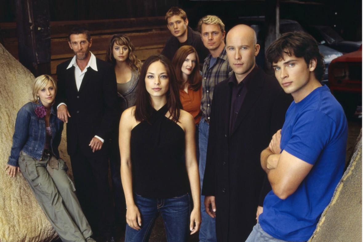 Obsada serialu Tajemnice Smallville
