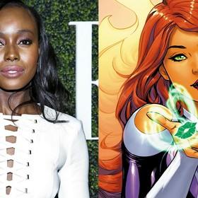 """Anna Diop odpowiada na krytykę stroju Starfire z serialu """"Titans"""""""