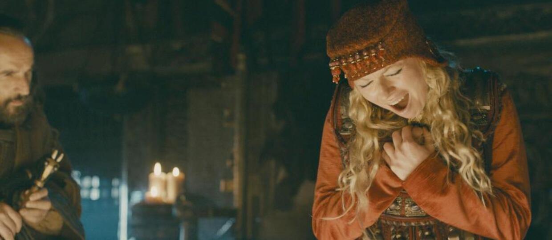 "Foto: kadr z serialu ""Wikingowie""/ HISTORY"