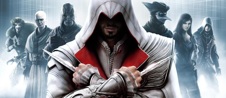Assassin's Creed trafi na mały ekran jako serial anime ...