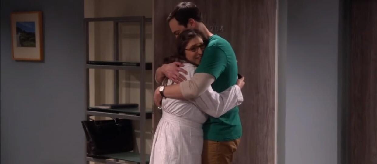 Sheldon i Amy