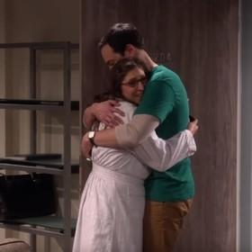 Sheldon i Amy