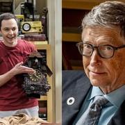 """Bill Gates będzie gościem """"Big Bang Theory"""". Kiedy zobaczymy go w serialu?"""