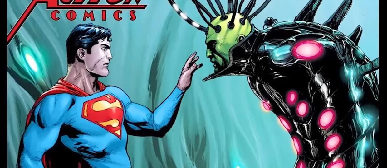 """Brainiac będzie głównym antagonistą w serialu """"Krypton"""", opowiadającym o rodzinnej planecie Supermana"""
