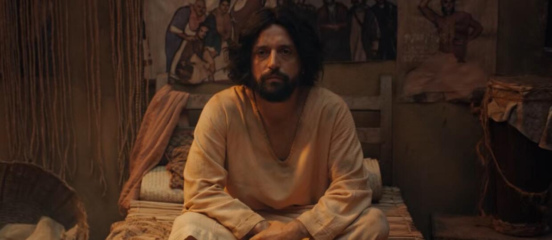 """Foto: kadr z filmu """"""""Pierwsze kuszenie Chrystusa"""" / Netflix"""